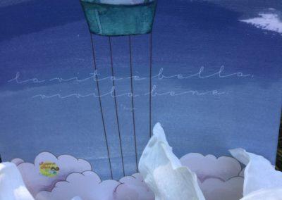 Bomboniere solidali mongolfiera