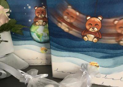 Bomboniere solidali orsetti confetti
