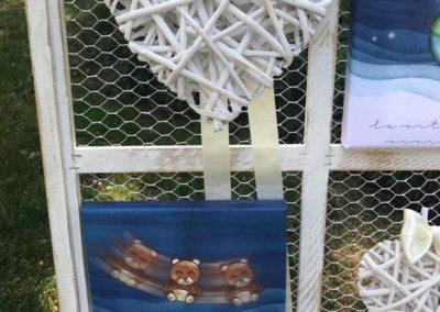 Bomboniere solidali orsetto dondolo